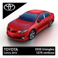 max 2012 toyota camry
