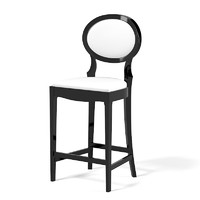 Veneta sedie modern art deco contemporary bar chair