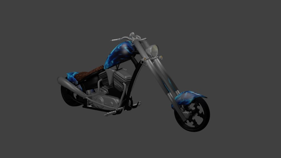 blue flame motorcycle.png