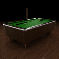 3ds max pool table 8