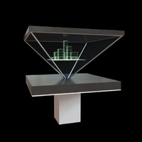 3d model itzamna hologram