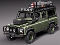 Land Rover Defender Expedition
