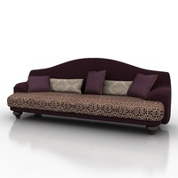 obj couch sofa home