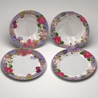 Plate and Soup Plate Collection 2