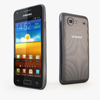 samsung i9070 galaxy s 3d model