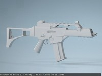rifle g36c obj free
