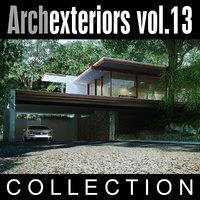 3d model archexteriors vol 13