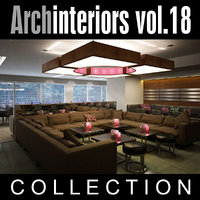 3d archinteriors vol 18