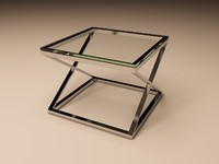 3ds eichholtz table criss cross