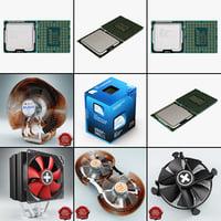 3d max intel processors v2