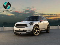 3d mini cooper countryman s