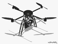 Quadcopter Generic with camera