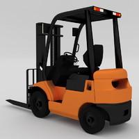Forklift 51k - obj - Tuuba Online