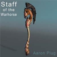 Staff of the Warhorse