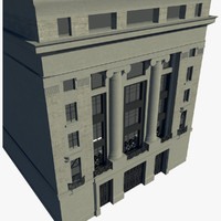 3ds max yokohama specie bank