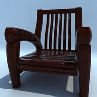 Chair Wood C