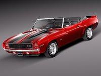 max chevrolet camaro z28 1969