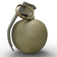 Grenade m67 frag