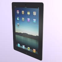 apple ipad 3 hd 3d wrl