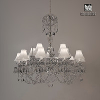 ralph lauren chandelier 3d model