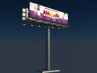 maya 96 sheet 2 billboard