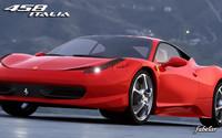 Ferrari 458 Std Mat