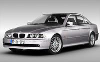 3d - bmw car model