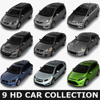 Car Collection HD