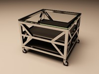 3ds max eichholtz table prado