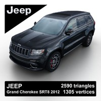 3ds max 2012 jeep grand cherokee