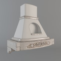 3ds max exhaust hood lisa