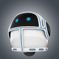 3dsmax robot bot