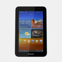 3d model samsung p6200 galaxy tab