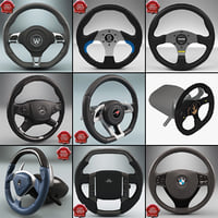 c4d steering wheels v5