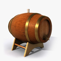 Barrel with bibcock