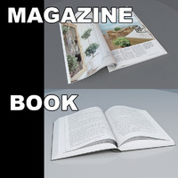 Book and Magazine