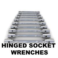 hinged socket wrenches fbx