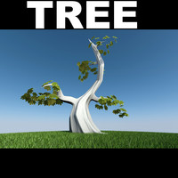 3ds max tree leafs