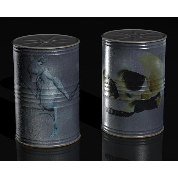 (frankenstein) cans