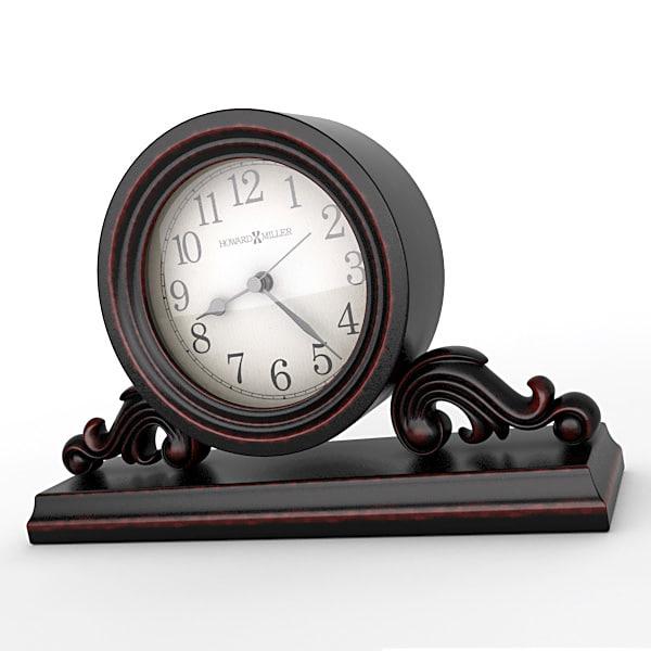 Mantel Clock 09