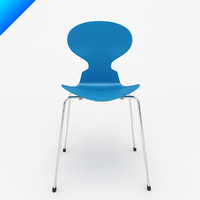 Arne Jacobsen 4 Leg Ant Chair