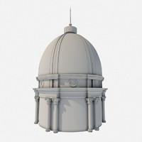 Buda Castle Dome