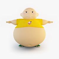maya chubby boy