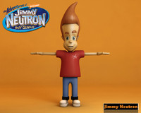 3d jimmy neutron