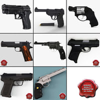 Pistols Collection V5
