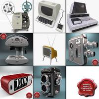 retro electronics v4 max
