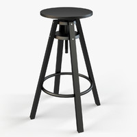 maya ikea dalfred bar stool