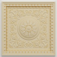 3ds classical interior wall 3