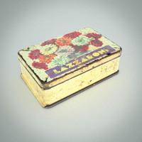 old box 3d model