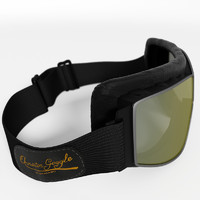 aviator goggles 3d 3ds